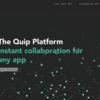 SFDC:Quip Plateformが公開されました