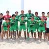 全国ビーチサッカー大会関東大会:一日目