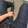 Levi's 501Skinny Longday Rigid着用約1ヵ月経過