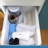 洗面台下収納の整理