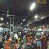 【動画あり】インドの夜行列車はこんな感じです