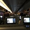 映画館代わりの飛行機(その18):シンガポール航空(新型)