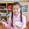 小学1年生の1日⑦ 給食