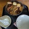 ミシュニャンガイド うどん⑮ 味噌煮込みうどん天ぷら入り 暑くても熱々の味噌煮込みはうまい!