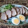 チャーシューよりもさっぱりした「紅茶煮豚」を炊飯器で!
