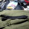 ズボンのポケットにチャックを縫い付けた話