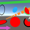 【Unity】円や線、矢印などの図形を描画できる「UnityShapes」紹介