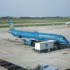 (搭乗レポート)ベトナム航空のA321型機エコノミークラスでハノイから台北へ(HAN -> TPE)