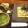 藪蕎麦の鳥辛そば(新潟市中央区古町通り八番町)