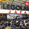 レゴランドジャパン(名古屋) プレオープン日 - 入場するまで