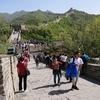 世界遺産! 万里の長城、八達嶺長城に観光しに行った話 中国北京を行く🇨🇳