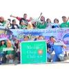 【メダンお掃除クラブ】避暑地ブラスタギでゴミ拾いキャンペーン