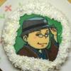 初めてでもできる似顔絵ケーキ(キャラケーキ? イラストケーキ?)
