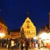 ドイツで一番可愛いクリスマスマーケット ローテンブルクのクリスマスマーケットに行ってきました。