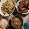 厚揚げの麺つゆ焼き