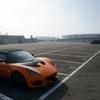 Lotus Elise で筑波サーキットライセンス取りに行ってきた!