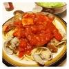 【12W0D】夫もつくれるつわり妻のための簡単食事レシピ(1)|あさりとベーコンのトマトソースパスタ