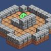 【Unity】2Dタイルマップ⑦ Isometricなフィールドで高さを表現する