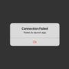 Moonlightでゲーム起動時に「Connection Failed/Failed to launch app」と出る場合の対処法に関して