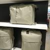 パリ。BHVでみつけたスーツケース。