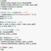 NaiveBayesでTF-IDFで作成したデータベースを学習