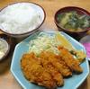 木更津 市場食堂 カキフライの日