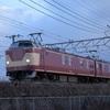 第400列車 「 西日本最後の国鉄特急顔、443系電気検測車を狙う 」