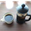 フレンチプレスでコーヒーを淹れてみよう