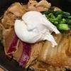 【三元豚!】代官山ハイライフポークテーブルですき焼きランチ!