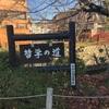 銀閣寺と大文字山