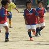 練習試合…低学年交流会(3年生)2012/10/20