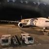 エジプト旅行出発の日 成田空港まで、エジプト国内でのレンタルwifi 接続状況 と少しだけ ポケモンGO