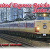 鉄道写真でポストカードを作ってみた いろんな485系(^○^)