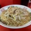 沖縄そば すばじらぁ那覇店 『ラーメン麺半分