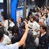 終日混雑 熊本県内でバス・市電運賃無料