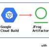 【Google Cloud Build & JFrog Artifactory + Xray + CLI】Dockerイメージを自動でビルド・保存・セキュリティスキャンする