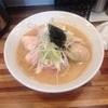 312. らーめん・銀だら絞り@五ノ神水産(神田):銀だらを飲む!超絶濃厚な銀だらスープにどハマり!