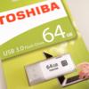 東芝製USB Flashメモリ