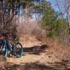 シクロクロスバイクで山登り!