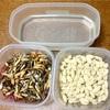 低糖質(ロカボ)な作り置きおやつ。寒天、小魚とアーモンドのレシピ。