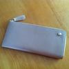 財布を買い替え。コンパクトになっても使い方はそのまま。