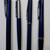 いわゆるひとつのブルーなペンが好きな件!?ww