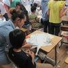 ファミリースクール⑤ 4年生:夏の星 星座早見傘を作ろう