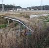 加古川市に存在した木橋