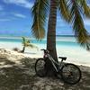 ブログのタイトル写真をクック諸島のアイツタキにしてみました!