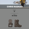 【CHRIS RASMANS(クリス・ラスマン)のスタイル要チェックです!】