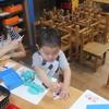 昨日(7/1)の幼稚園