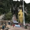 マレーシア滞在記3-洞窟と買い物-