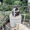 【自宅建築ログ】古家の解体、土地全体のレベルを下げるために掘って土を搬出、あと井戸の処理について