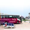 ウクライナ旅行[29]  ウクライナ・キエフからバスで行ける国と料金